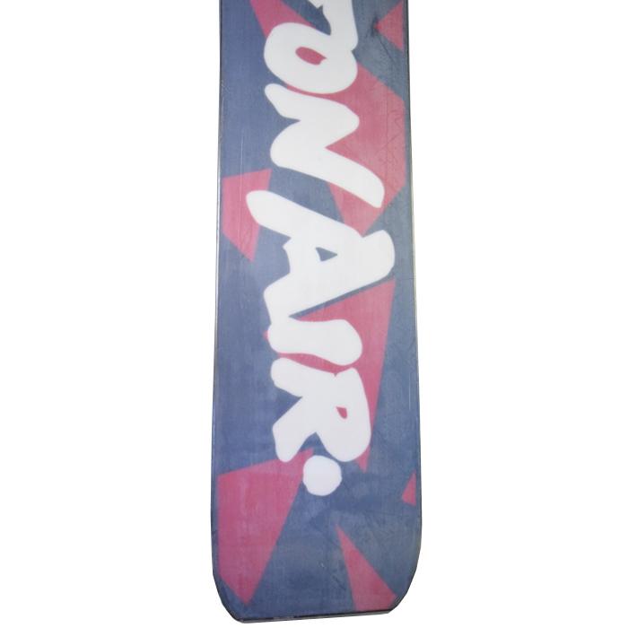 Burton 1988/89 Vintage Triangle Air Snowboard