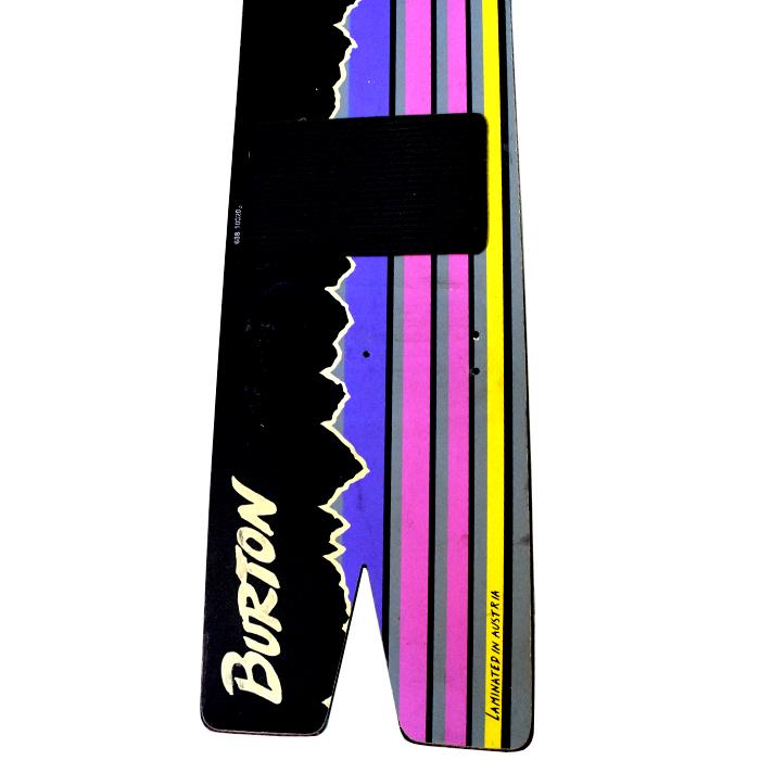 Burton 1986/87/88 Vintage Cruzer 3 Pack Snowboard