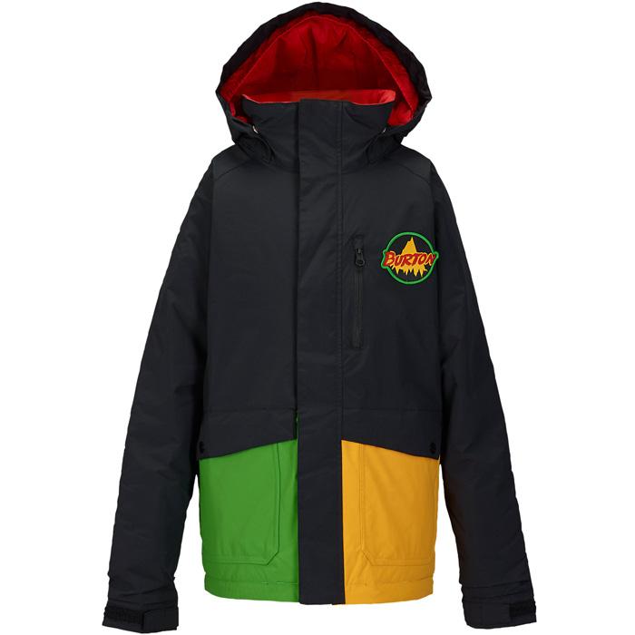 f8ebf55e Burton Phase Boys\' Snowboard Jacket - Kids\'. [+]. Available  Colors/Styles: Algae · Rasta