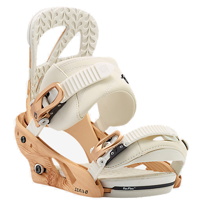 6bf9133b02a Burton Scribe Women s Snowboard Bindings at Salty Peaks