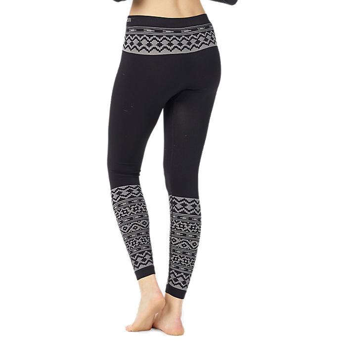 Burton Active Seamless Tights Baselayer Pants Womens