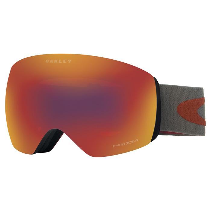 ce3c4e9e11b Oakley Flight Deck Iron Brick Snowboard Goggles at Salty Peaks