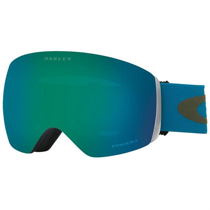 364dc39d186 Oakley Flight Deck Legion Blue Snowboard Goggles at Salty Peaks