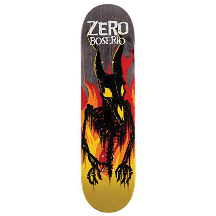 Zero nick boserio from hell series impact light skateboard deck at zero nick boserio from hell series impact light skateboard deck aloadofball Gallery