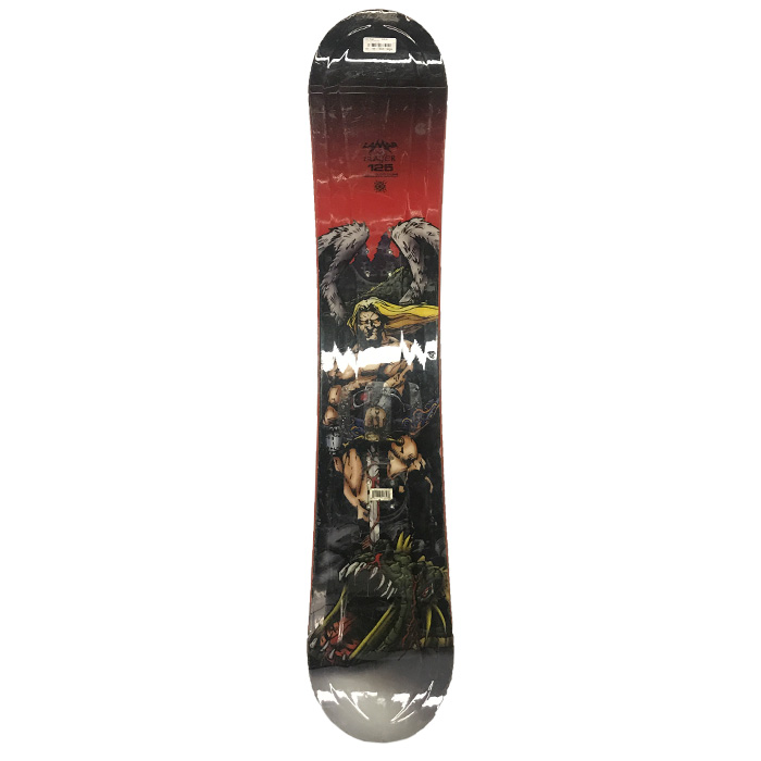 Lamar Slayer Youth Snowboard 125cm At Salty Peaks