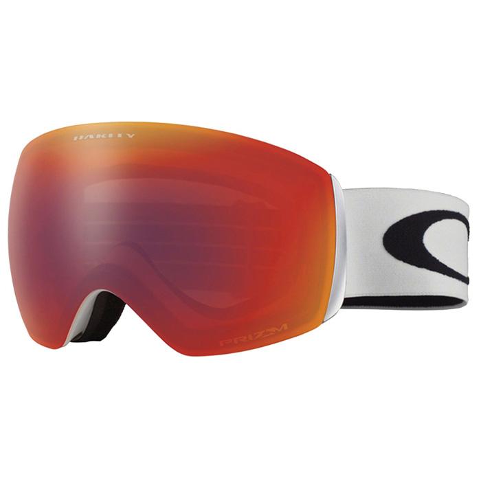 90d20b7b905 Oakley Flight Deck Matte White Snowboard Goggles at Salty Peaks