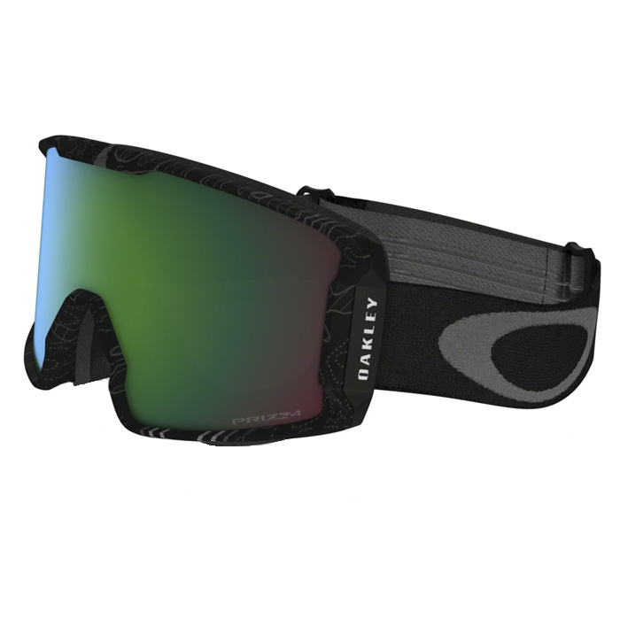 Snowboarding Oakley Goggles