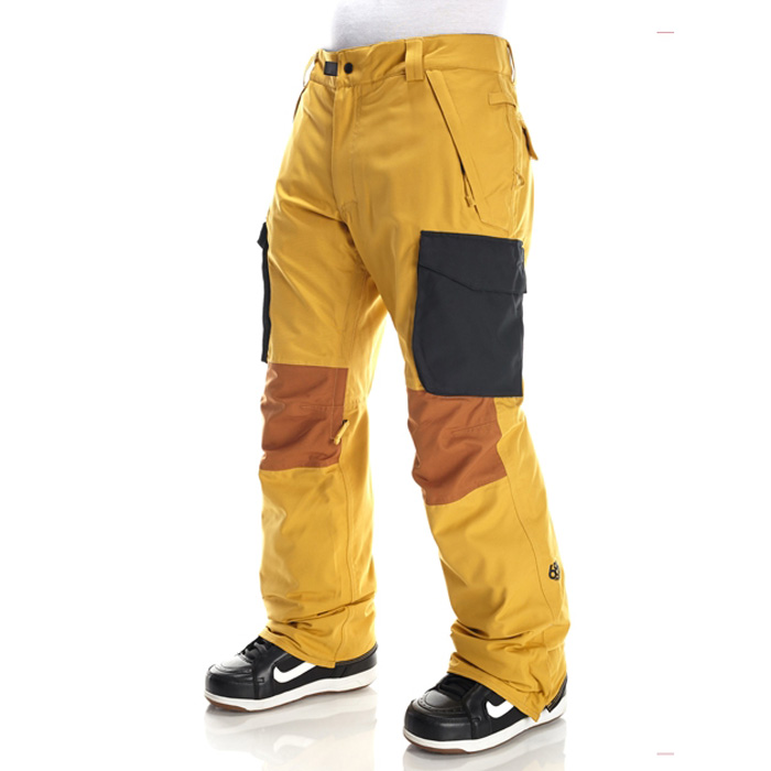 686 Authentic Infinity Cargo Snowboard Pants At Salty Peaks