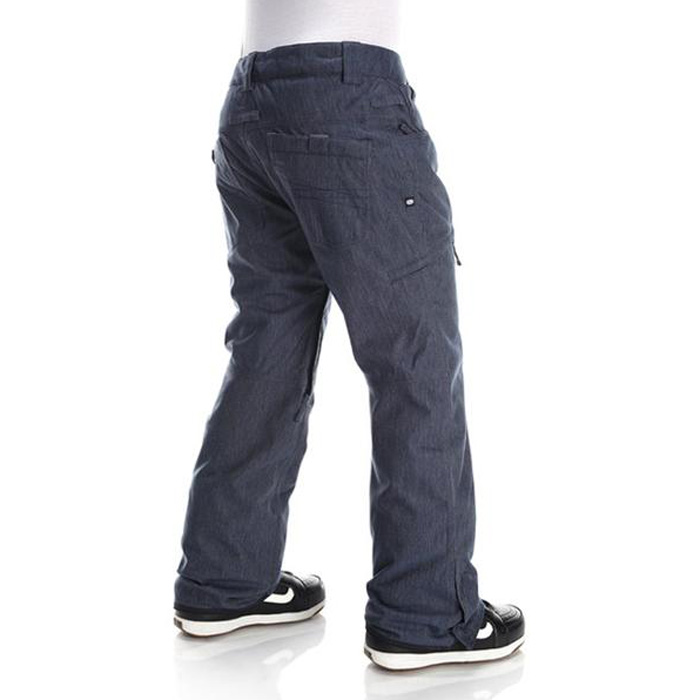 686 Authentic Raw Insulated Snowboard Pants At Salty Peaks
