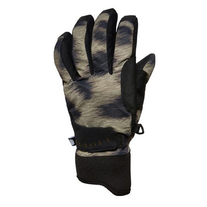 686 Crush Pipe Womens Snowboard Gloves At Salty Peaks