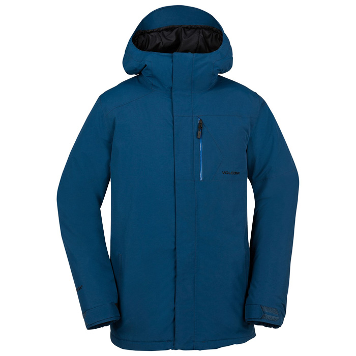 Volcom L Insulated Gore Tex Snowboard Jacket At Salty Peaks