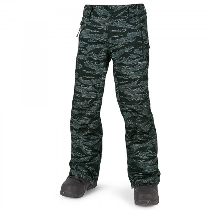 Volcom Datura Youth Snowboard Pants At Salty Peaks