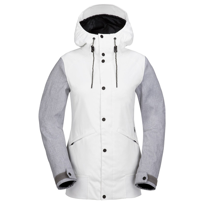 fd6c6c3e Volcom Stave Snowboard Jacket - Women's at Salty Peaks