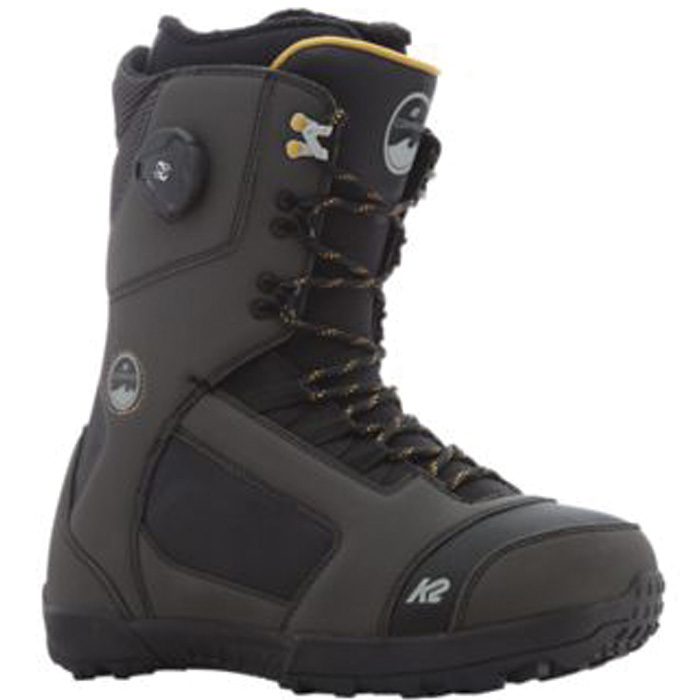 K2 Compass Clicker Lace Snowboard Boot At Salty Peaks