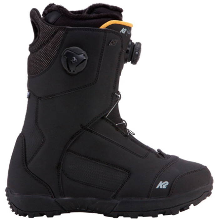 K2 Compass Clicker Boa Snowboard Boots At Salty Peaks