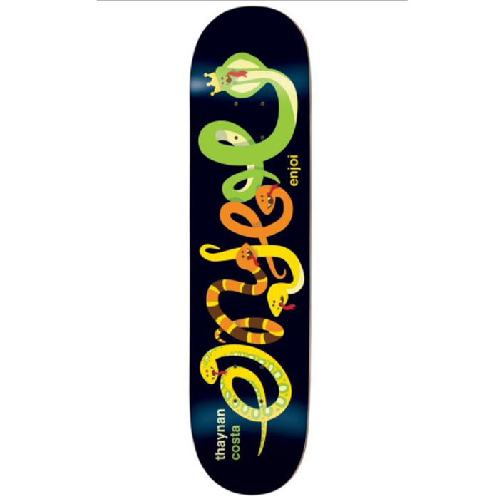 Enjoi thaynan costa intertwined impact light skateboard deck 825 description aloadofball Gallery