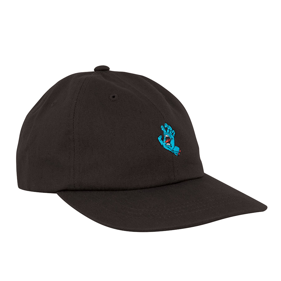 Santa Cruz Screaming Hand Strapback Dad Hat at Salty Peaks d92ff7ad283