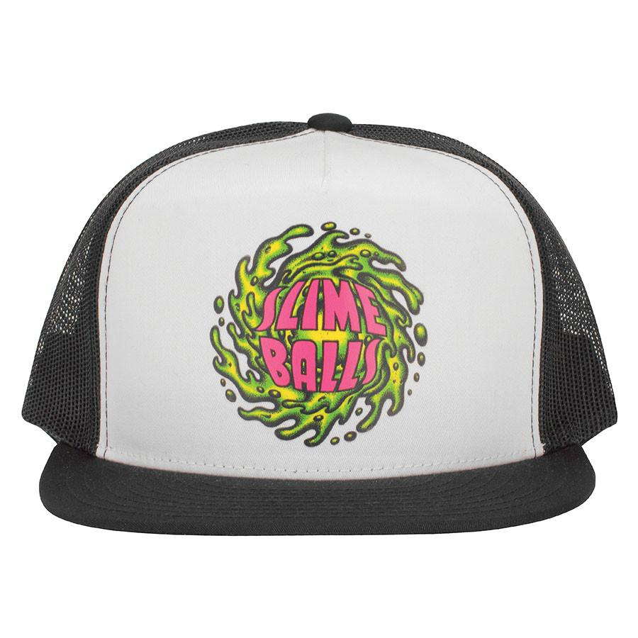78abed2c71f Santa Cruz Slime Balls Trucker Hat at Salty Peaks