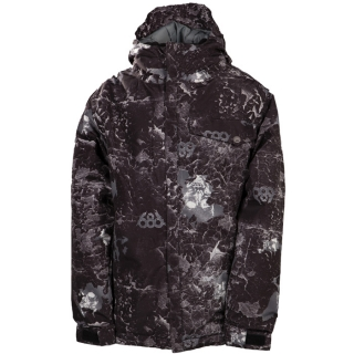 686 Mannual Chipped Snowboard Jacket - Boys\'