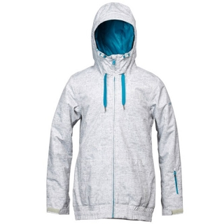 Roxy Valley Hoodie Snowboard Jacket - Women\'s