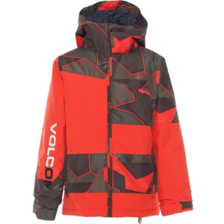 Volcom Buckeye Insulated Snowboard Jacket - Boys\'