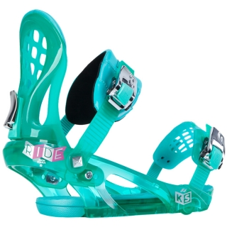 Ride KS Snowboard Bindings- Women\'s