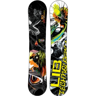 Lib Tech Limited Edition Super Banana C2BTX Snowboard