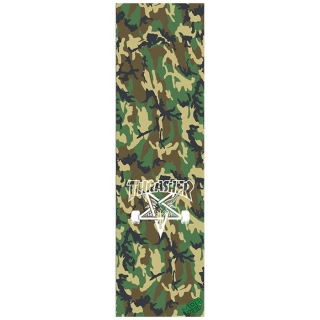 MOB Trasher Camo Skateboard Grip Tape