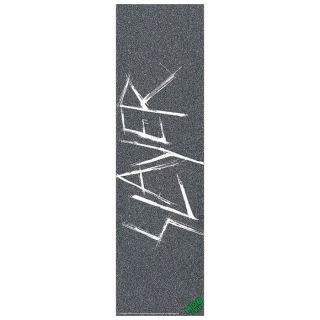 MOB Slayer Scratchy White Skateboard Grip Tape