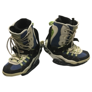 Oxygen Step-In Boot Binding Combo - Size 9