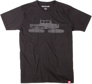 Spacecraft Essential Snowcat Tee
