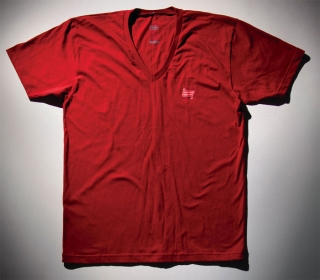 Elm Company Ribbon V-Neck Tee