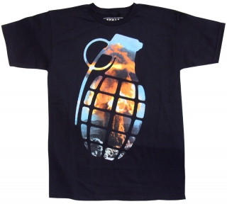 Grenade Time Bomb Tee
