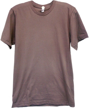 Salty Peaks American Apparel Basic Tee