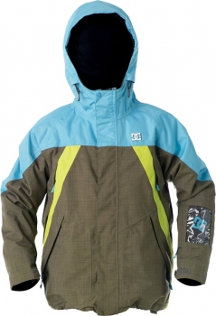 DC Youth Helix Jacket