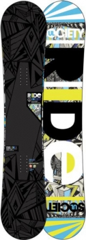 Ride Society UL Snowboard