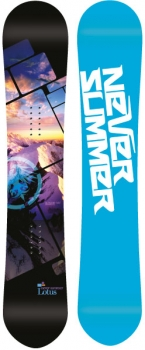 Never Summer Women\'s Lotus  Snowboard