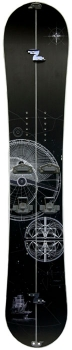 Never Summer Salty Peaks Collaboration Heritage Splitboard Snowboard