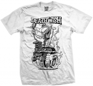 Deathwish Lizard Creep Tee