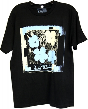 Alien Workshop Warhol Flowers Tee