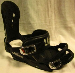 Union DLX Bindings - L/XL