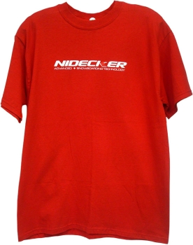 Nidecker Corporate Logo Tee