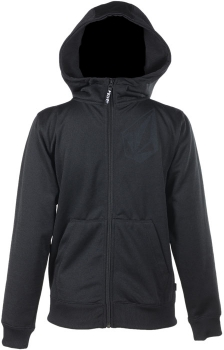 Volcom Youth Captain Full Zip Logo Hoody