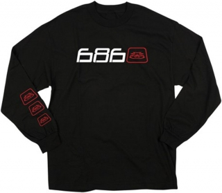 686 Main Long Sleeve Tee