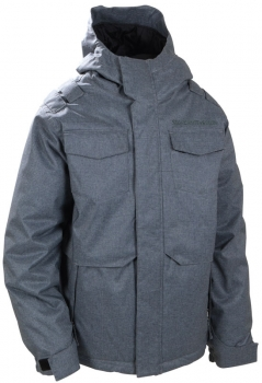 686 Boy\'s Mannual Command Insulated Jacket