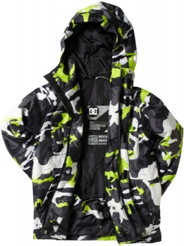 DC Youth Servo Jacket