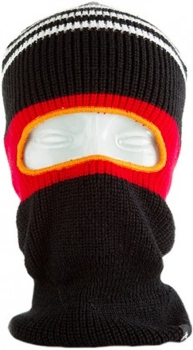 Spacecraft Burtner Stripe Face Sock