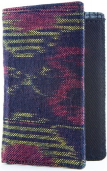 Spacecraft Ikat Wallet