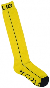 Lib Tech Banana Riding Socks