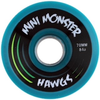 Landyachtz Mini Monster Longboard Wheels 84a/70mm